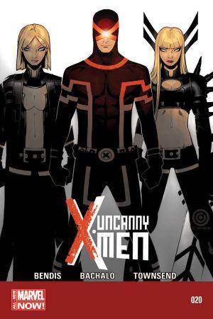 Uncanny X-Men (2013) #20