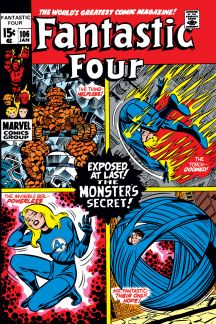 Fantastic Four (1961) #106