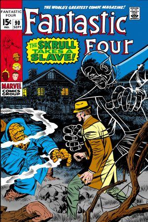 Fantastic Four #90