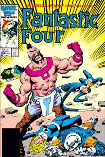 Fantastic Four (1961) #298