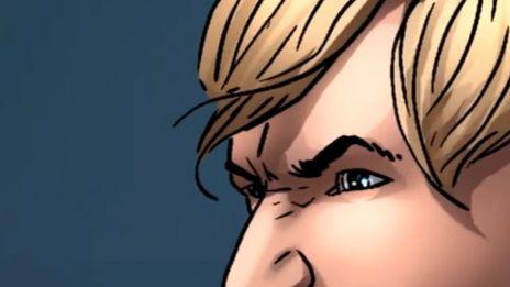Marvel AR: GOTG #15 Cover Recap