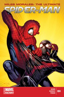 Miles Morales: Ultimate Spider-Man #4