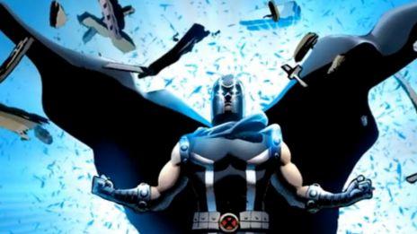 Marvel AR: Magneto #1 Cover Recap
