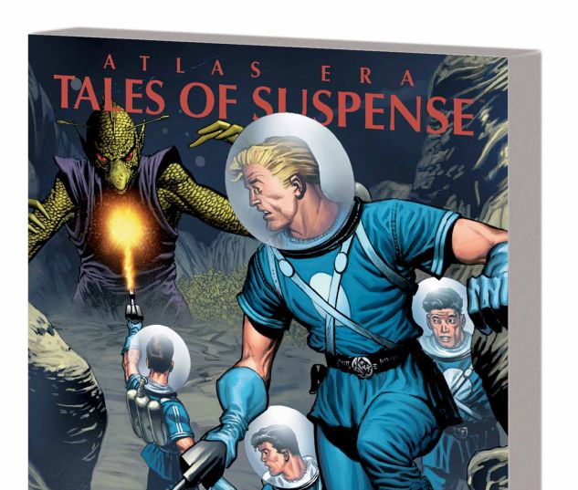MARVEL MASTERWORKS: ATLAS ERA TALES OF SUSPENSE VOL. 1 TPB