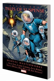 Marvel Masterworks: Atlas Era Tales of Suspense (Trade Paperback)
