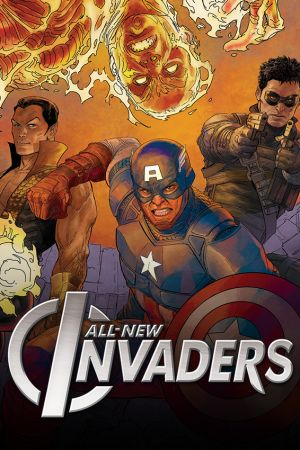 All-New Invaders (2014 - 2015)