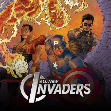 All-New Invaders (2014-2013)
