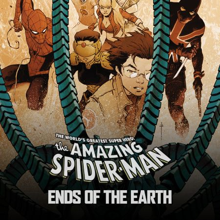 Amazing Spider-Man: Ends of the Earth (2012)
