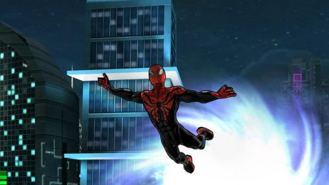 Spider-Verse Arrives in Spider-Man Unlimited