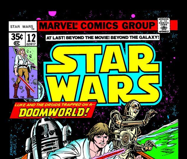 Star Wars (1977) #12