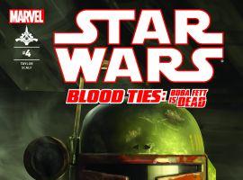 Star Wars: Blood Ties - Boba Fett Is Dead (2012) #4