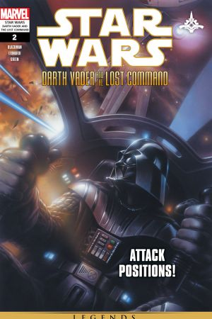Star Wars: Darth Vader And The Lost Command #2