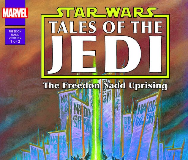 Star Wars: Tales Of The Jedi - The Freedon Nadd Uprising (1994) #1