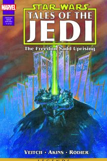 Star Wars: Tales Of The Jedi - The Freedon Nadd Uprising #1