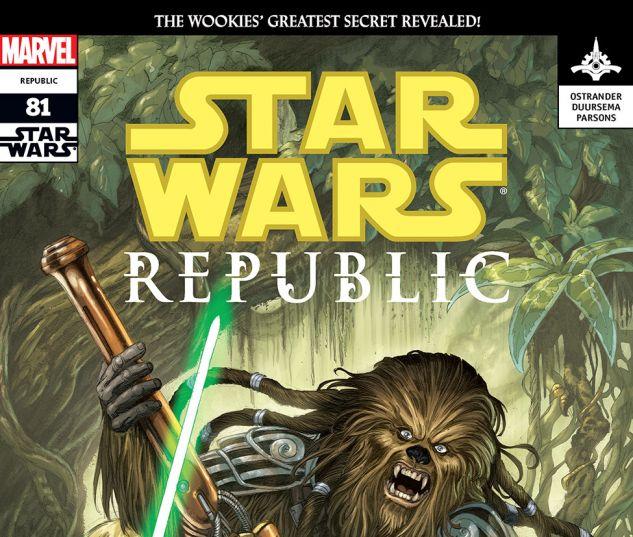 Star Wars: Republic (2002) #81