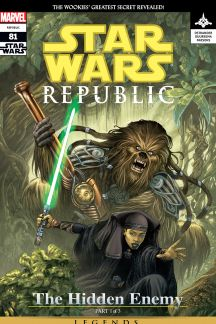 Star Wars: Republic #81