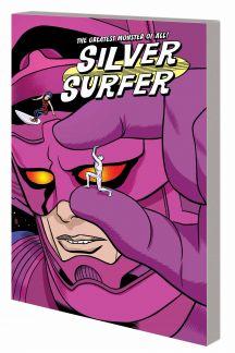 Silver Surfer Vol. 2: Worlds Apart (Trade Paperback)