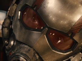 Ant-Man costume interview