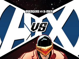 Avengers VS X-Men Infinite Comic #6