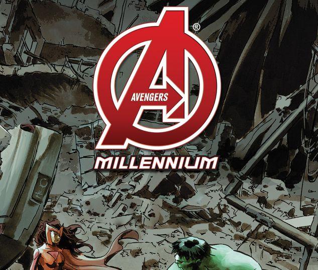 Avengers: Millennium Infinite Comic (2015) #5