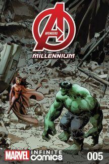 Avengers: Millennium Infinite Comic #5