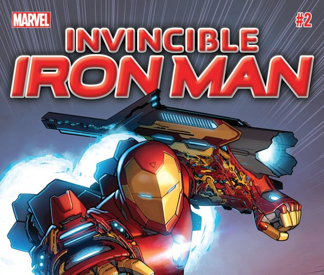 INVINCIBLE IRON MAN 2 (WITH DIGITAL CODE)