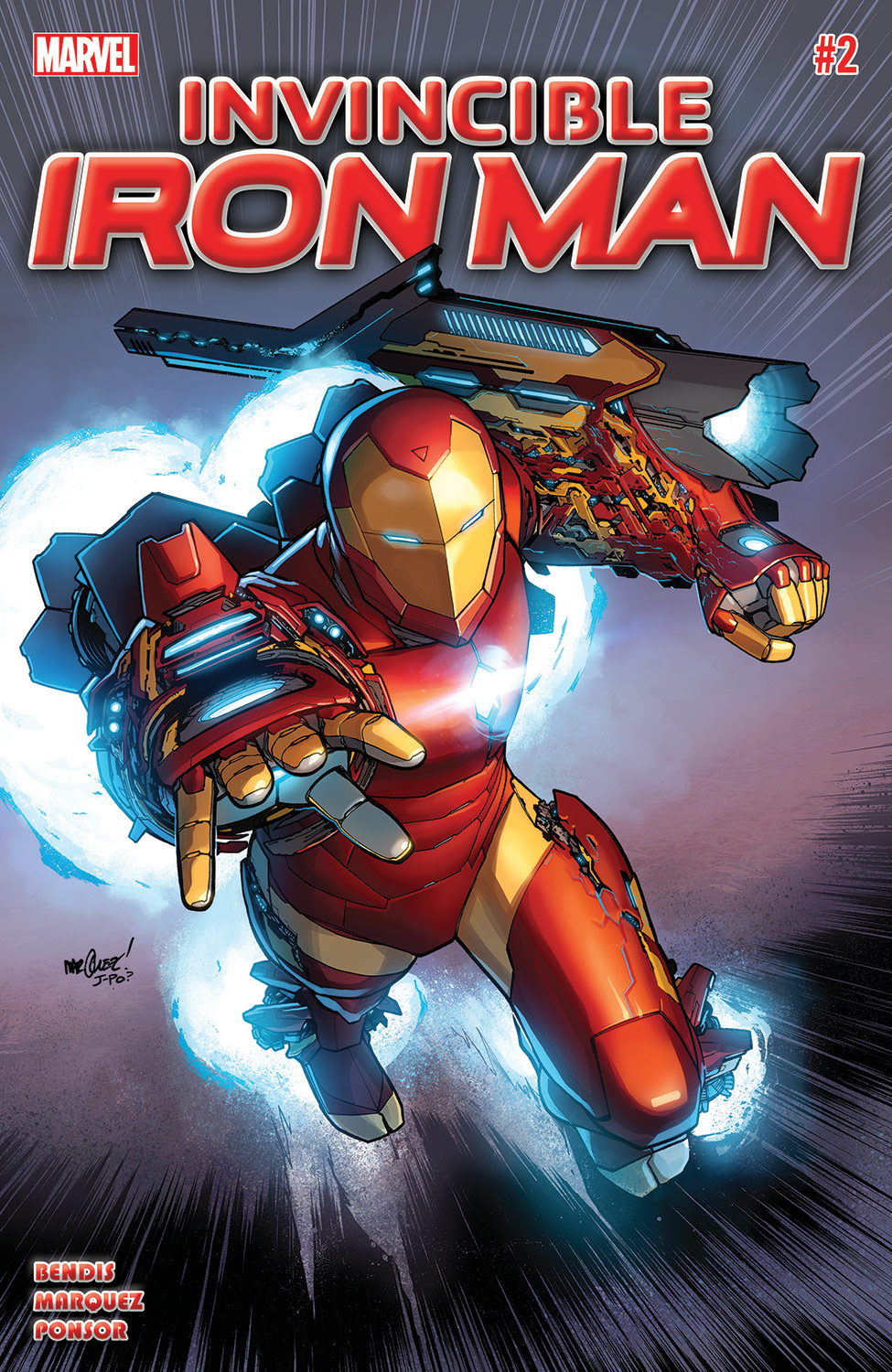 Invincible Iron Man (2015) #2