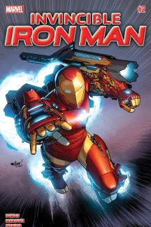 Invincible Iron Man (2015) #2