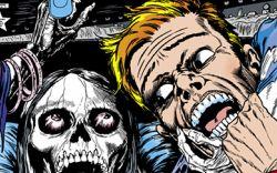 Marvel Halloween Spooklight 2015 Day 9