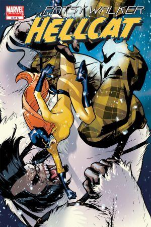 Patsy Walker: Hellcat #4