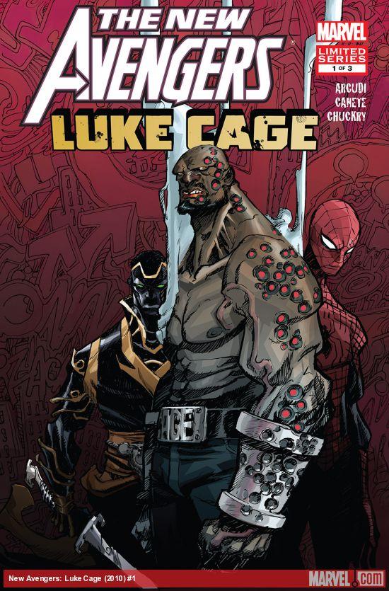New Avengers: Luke Cage (2010) #1