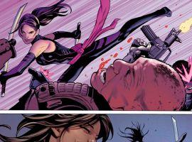 Uncanny X-Men by Greg Land