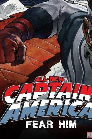 All-New Captain America: Fear Him Infinite Comic (2014)