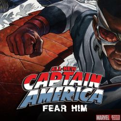 Captain America: Fear Him Infinite Comic (2014)