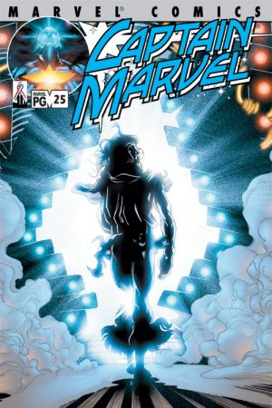 Captain Marvel (2000) #25
