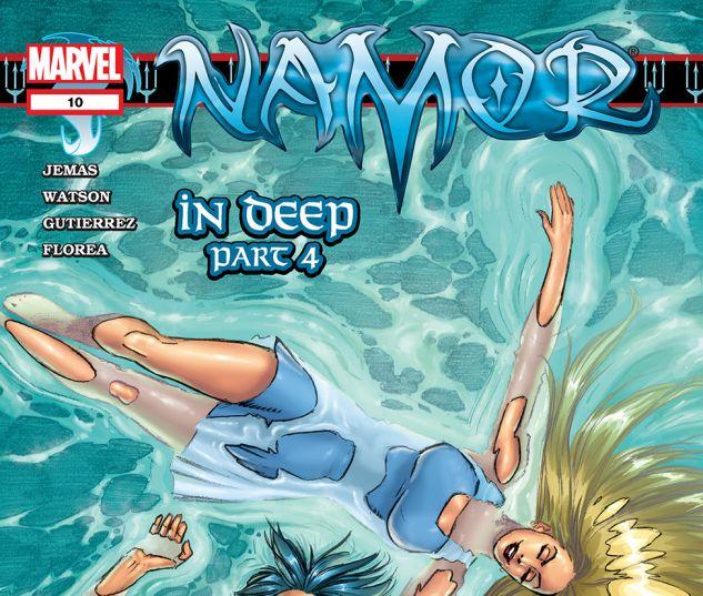 Namor (2003) 10