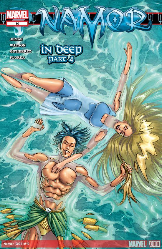 Namor (2003) #10