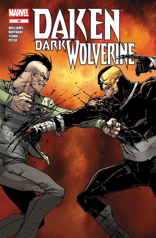 Daken: Dark Wolverine (2010) #18