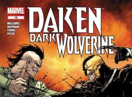 DAKEN: DARK WOLVERINE (2010) #18 Cover