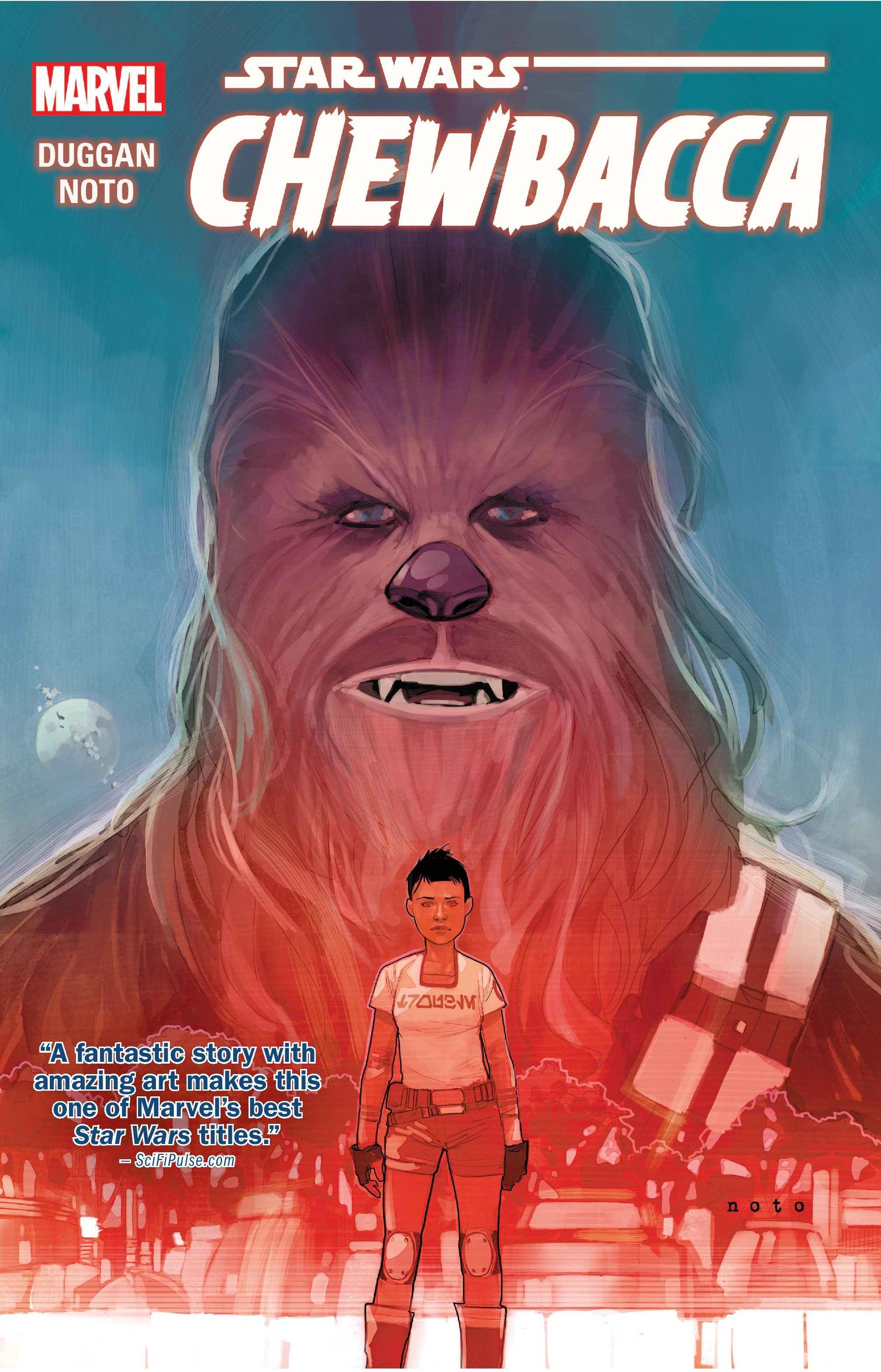 Star Wars: Chewbacca (Trade Paperback)