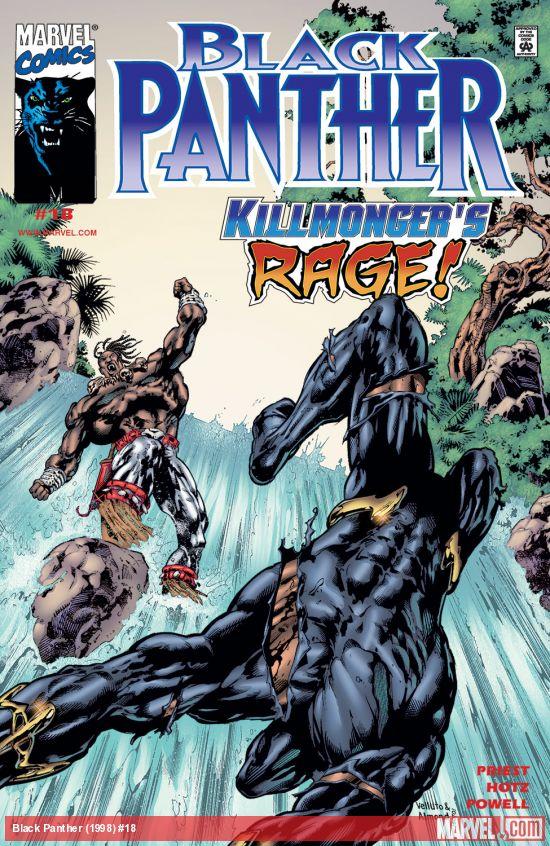 Black Panther (1998) #18