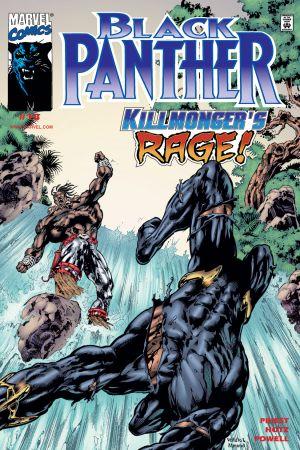 Black Panther #18