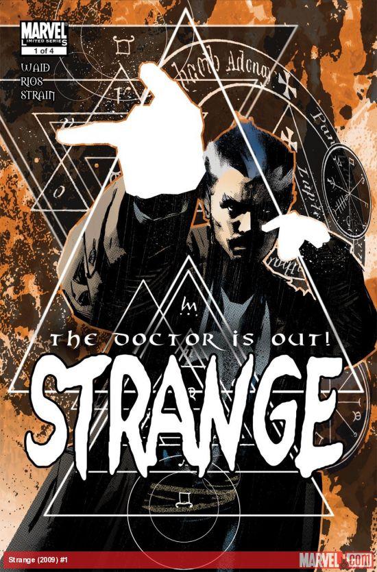 Strange (2009) #1