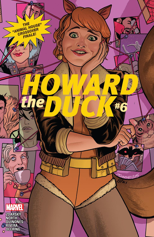 Howard the Duck (2015) #6