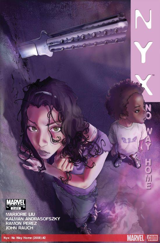 NYX: No Way Home (2008) #2