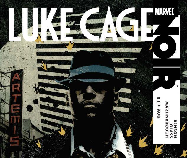 Luke Cage Noir (2009) #1