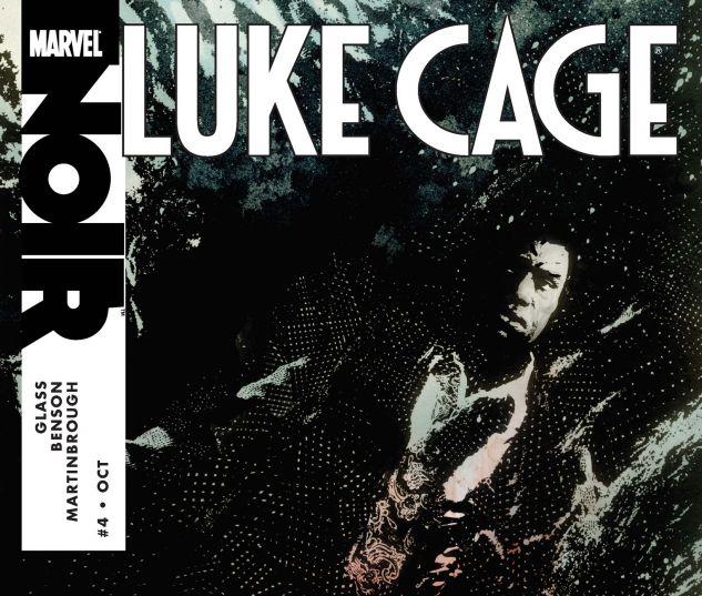 Luke Cage Noir (2009) #4