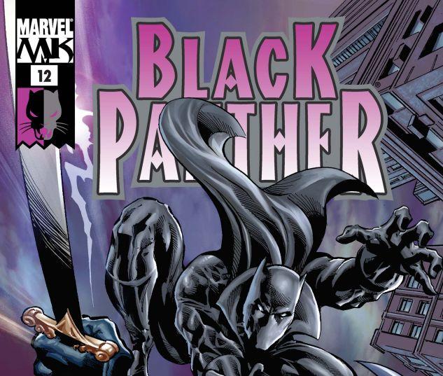 Black Panther (2005) #12