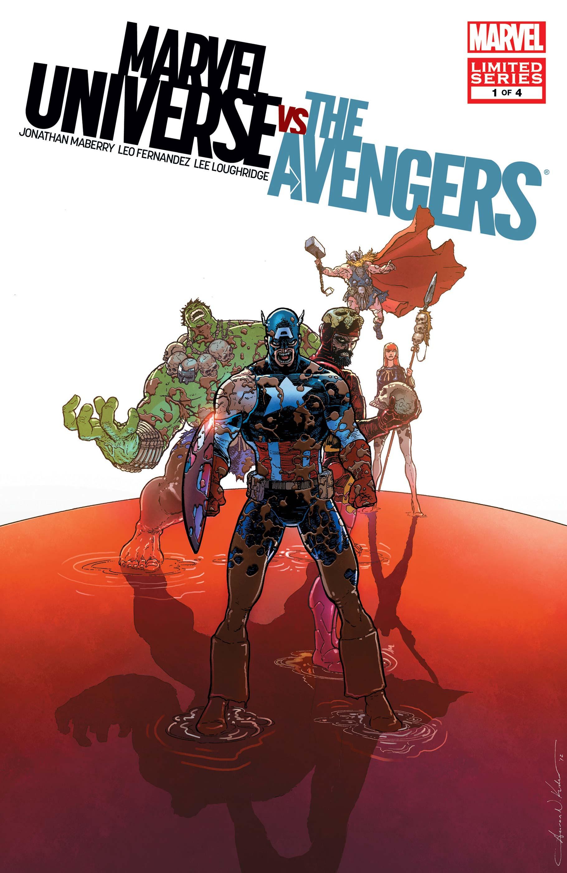 Marvel Universe vs. The Avengers (2012) #1