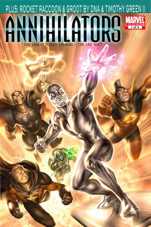 Annihilators (2010) #1